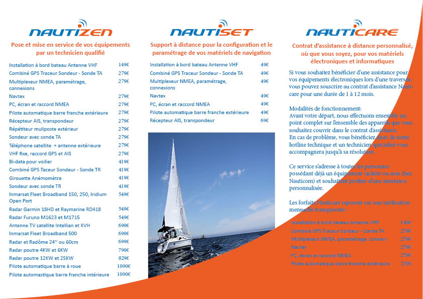 Brochure Nauticom Verso