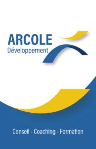 Carte de visite Arcole Développement
