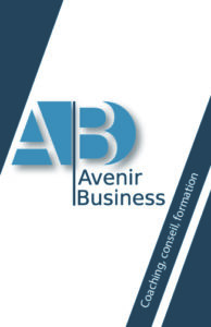 Carte de visite Avenir Business