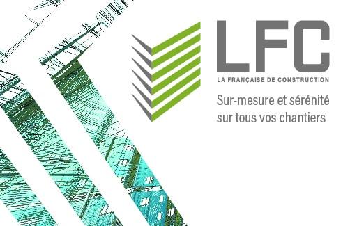 Carte de visite La Française de Construction